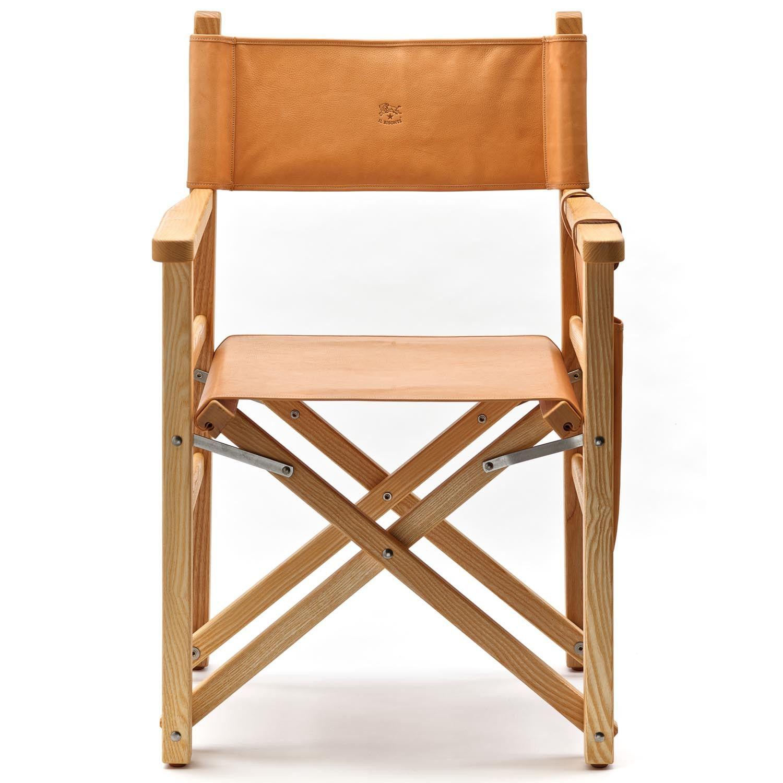 Depiction Of Leather Directors Chair, Unique Units For Your Unique Home