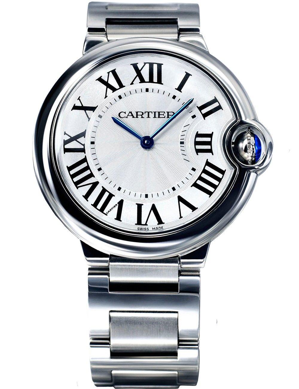 bc09bd022df Ballon Bleu de Cartier watch W6920084..love (take out about two links)