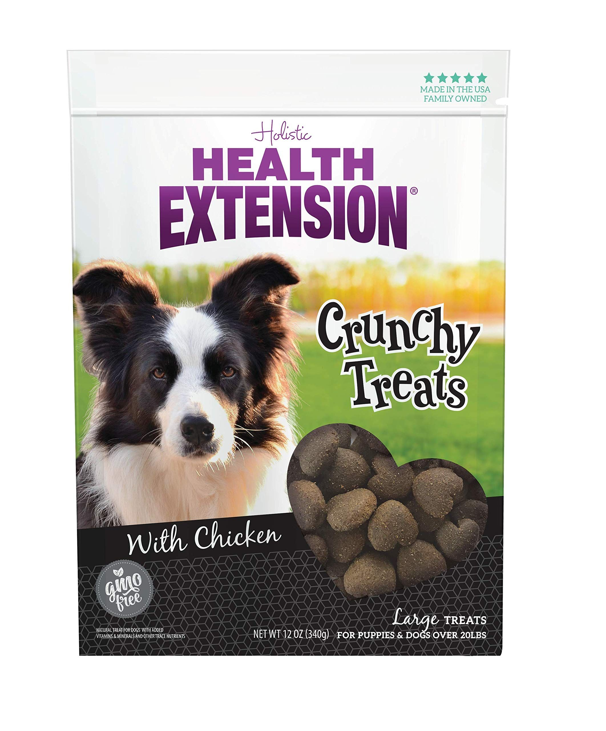 Health Extension Heart Shaped Natural, Large in 2020 Dog