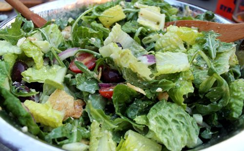 RECIPE: Build a 'Great' Salad | Runner's World