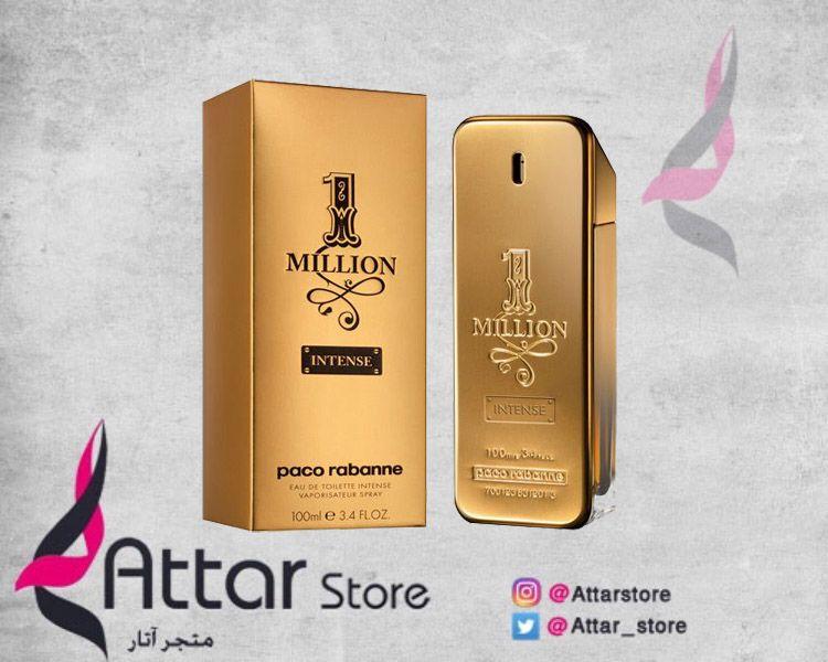 1 Million Paco Rabanne Eau De Toilette Intense عطر ذكوري بكل معنى الكلمة عطر جلدي وقوي لـ الرجال يبدأ العطر بفواكهة Iphone Perfume Electronic Products