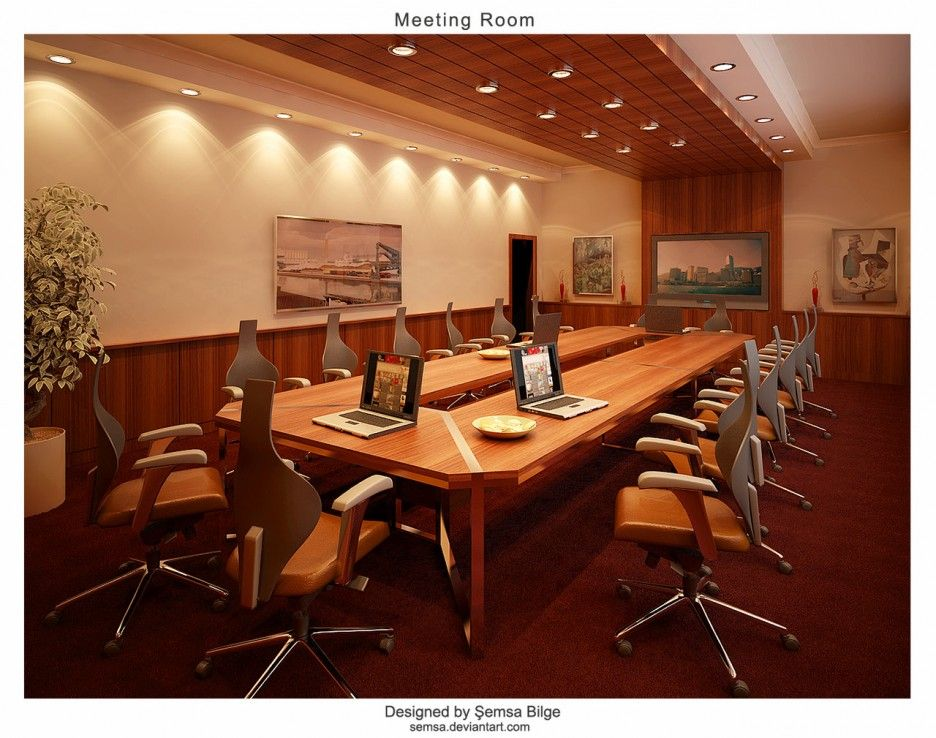 Office. Awesome Office Meeting Room Design Inspiration. Alluring Modern Meeting…