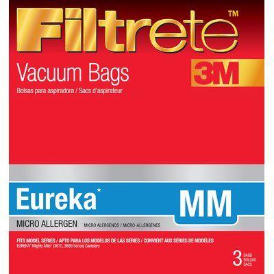 Eureka Part 60295c Style Mm Vacuum Bag Replacement For Eureka