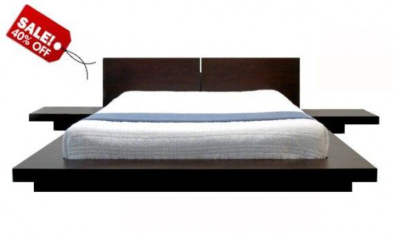 Loto Bed Bed Frame Design Platform Bedroom Sets Contemporary Bed Frame