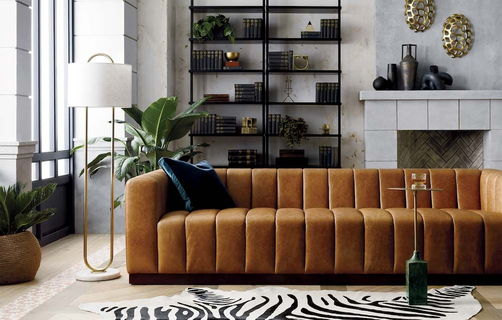 Best Pin By Cb2 On Shop The Look Furniture Design Living 400 x 300