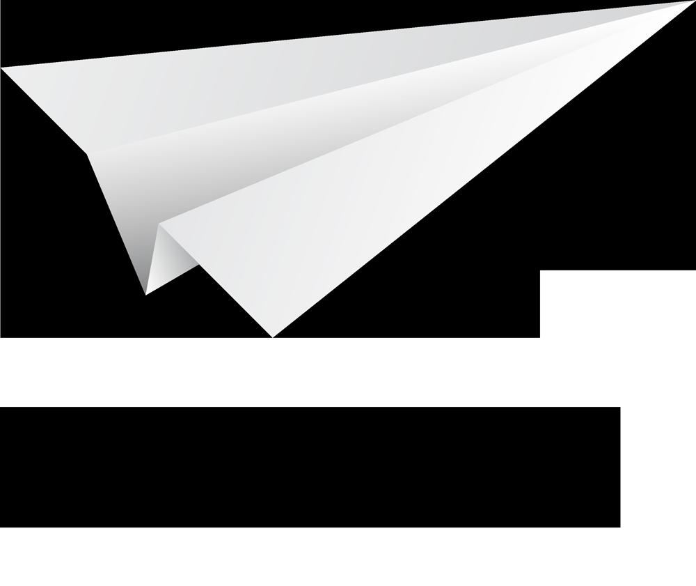 White Paper Plane Png Image Paper Plane Paper White Paper