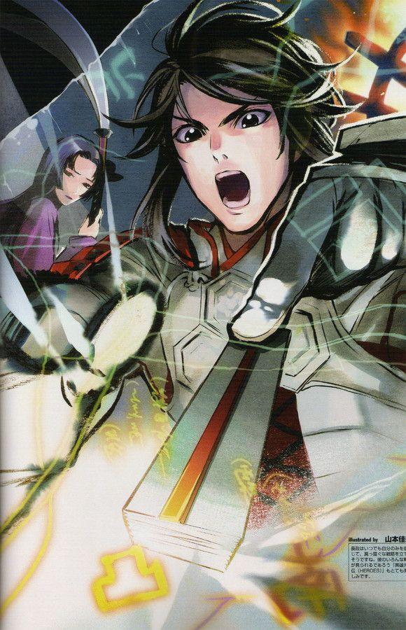 Sengoku Basara Light Basara, Sengoku basara, Samurai