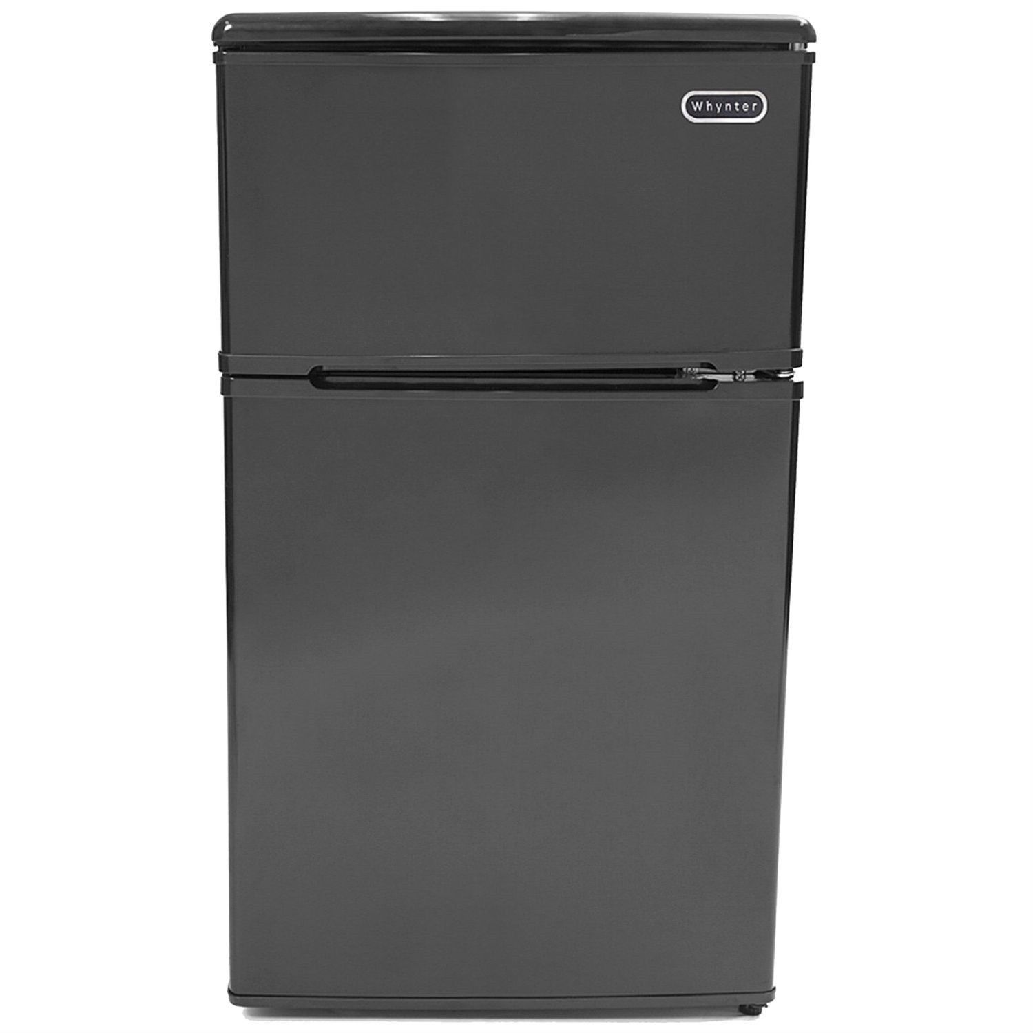 3 1 Cubic Foot Energy Star pact Refrigerator Freezer in Black Dry