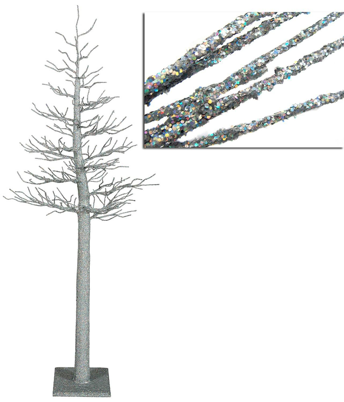 2' x 8' Cool White LED Net Style Tree Trunk Wrap Christmas