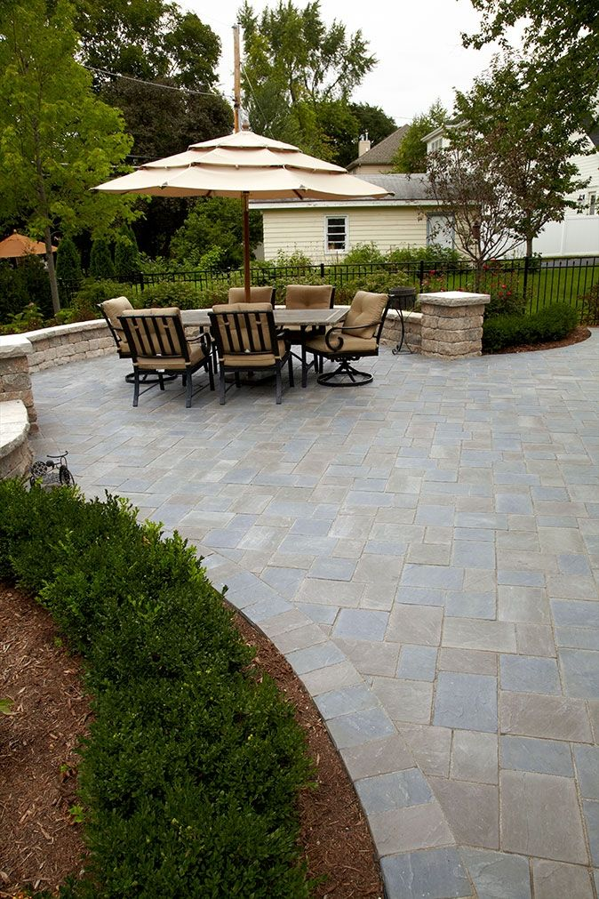 Brick Paver Patio With Fire Pit Cost: Ideas For Our Patio Project (in My Dreams