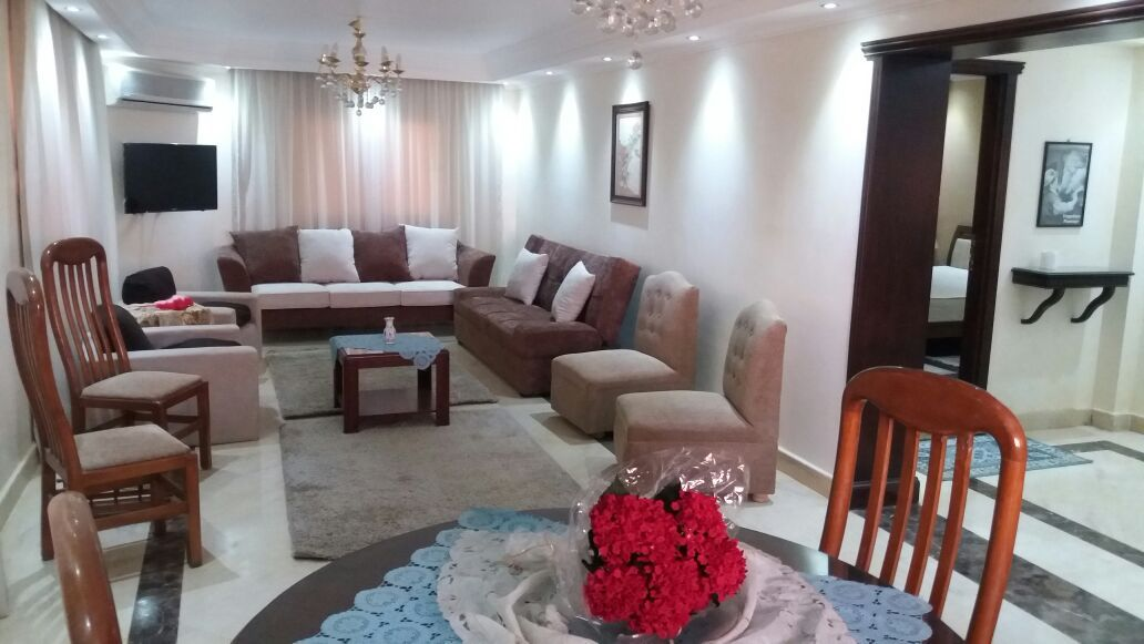 Flat For Rent In 6 October City Compound Green Heights Flat Rent