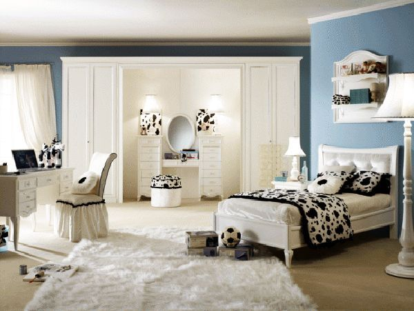 55 Motivational Ideas For Design Of Teenage Girls Rooms | Room ...