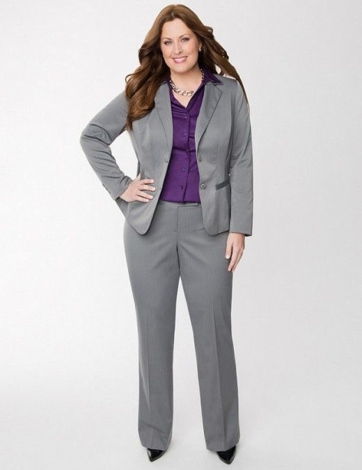 Pant Suits For Curvy Figures