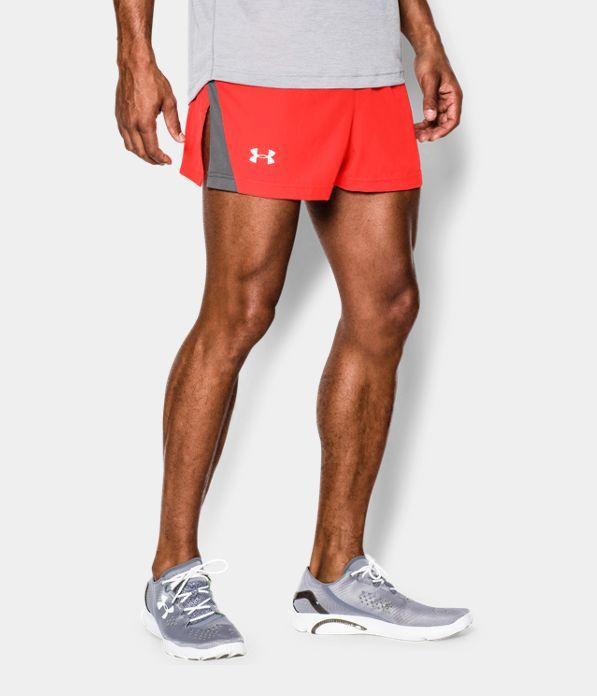 9d3f46988c Men's UA Launch Split Run Shorts   Under Armour US   Workouts ...