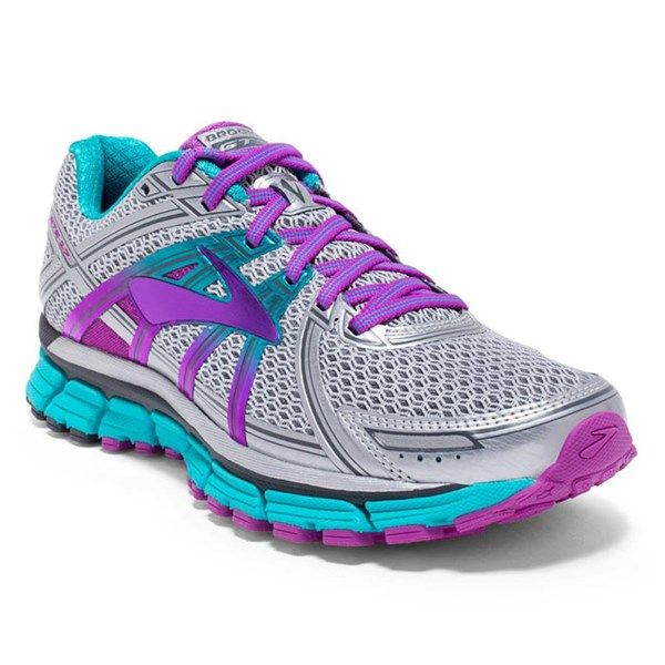 Brooks Women S Adrenaline Gts 17 Running Shoes Womens Running Shoes Sneakers Fashion Running Shoes