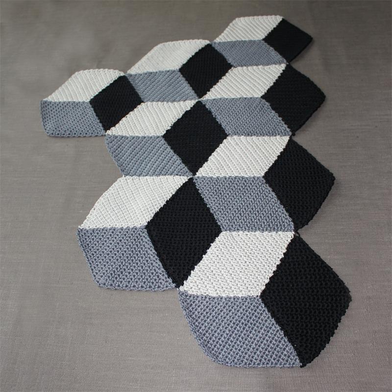 geometrische 365 tage h keldecke h keln ideen anleitungen pinterest h keln h keldecke. Black Bedroom Furniture Sets. Home Design Ideas