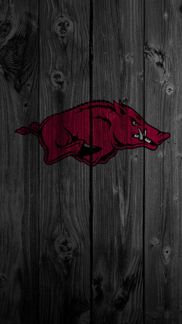 iPhone 5 Arkansas Razorback Backgrounds Hog Database