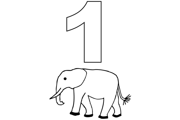 Top 21 Free Printable Number Coloring Pages Online Free Printable Numbers Printable Numbers Coloring Pages