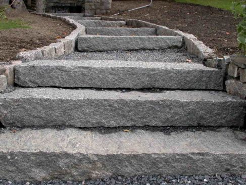 Legacy Stoneworks Crafts Stone Stairways, Steppers, Stair Treads, Pool  Coping, Pavers And Patios From Our Hillburn Granite For New Construction Or  Addition ...