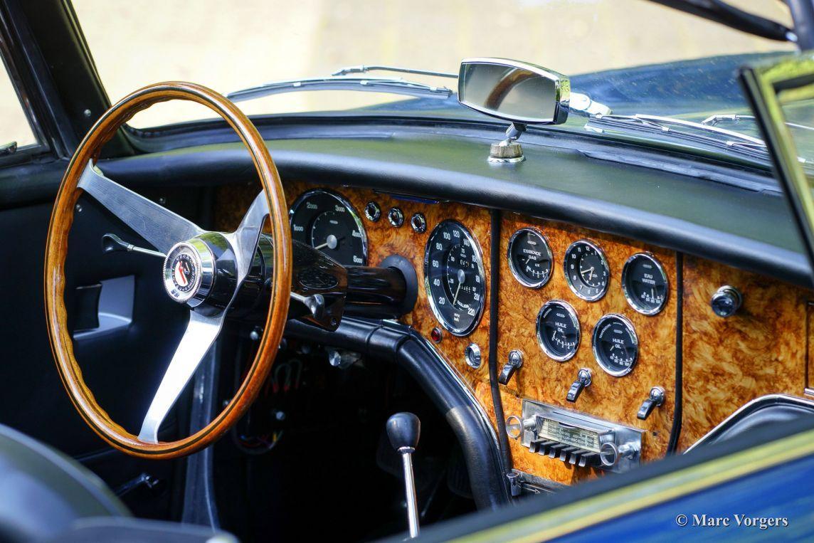 Facel Vega Facel 6 cabriolet, 1964
