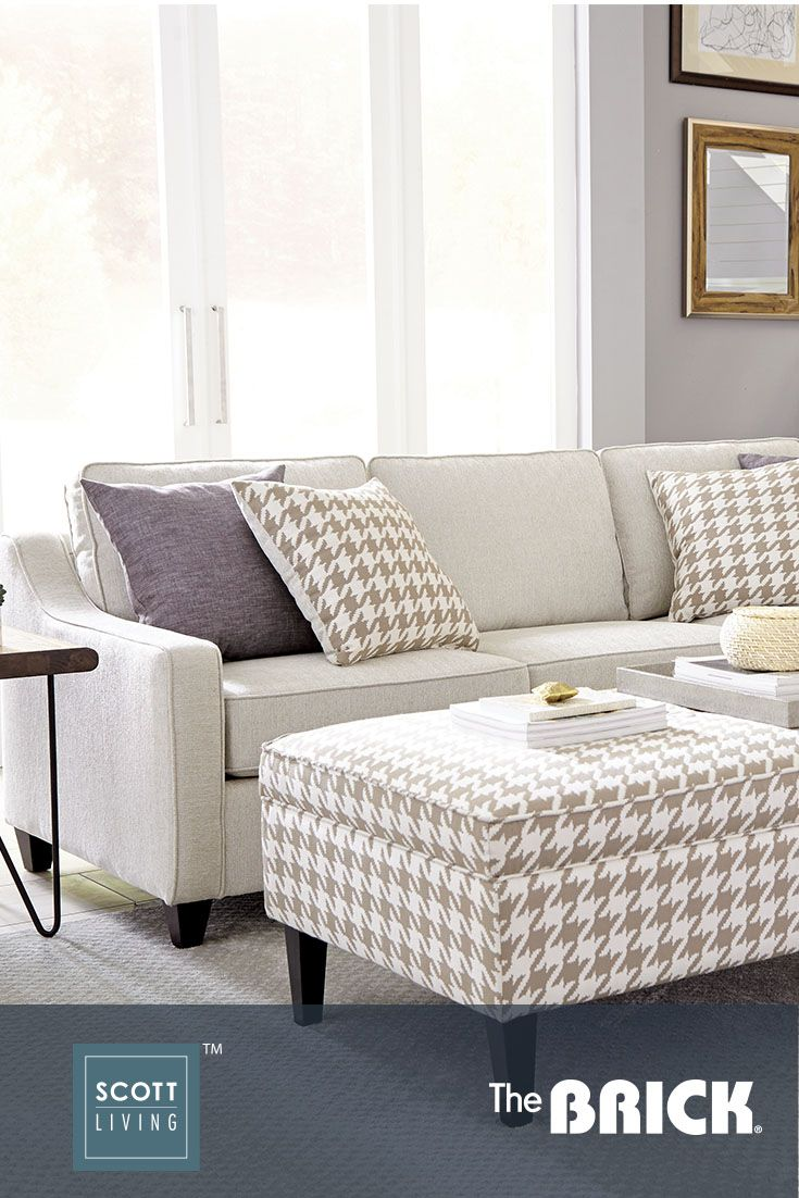 Introducing The Scott Living Furniture Collection