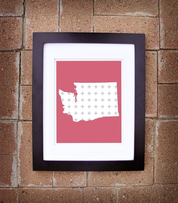 Washington State (For office frame collage?)