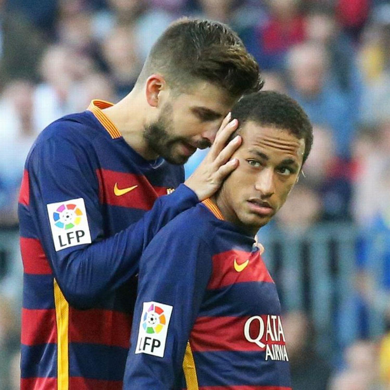 Barcelona's Gerard Pique Neymar has earned postOlympic