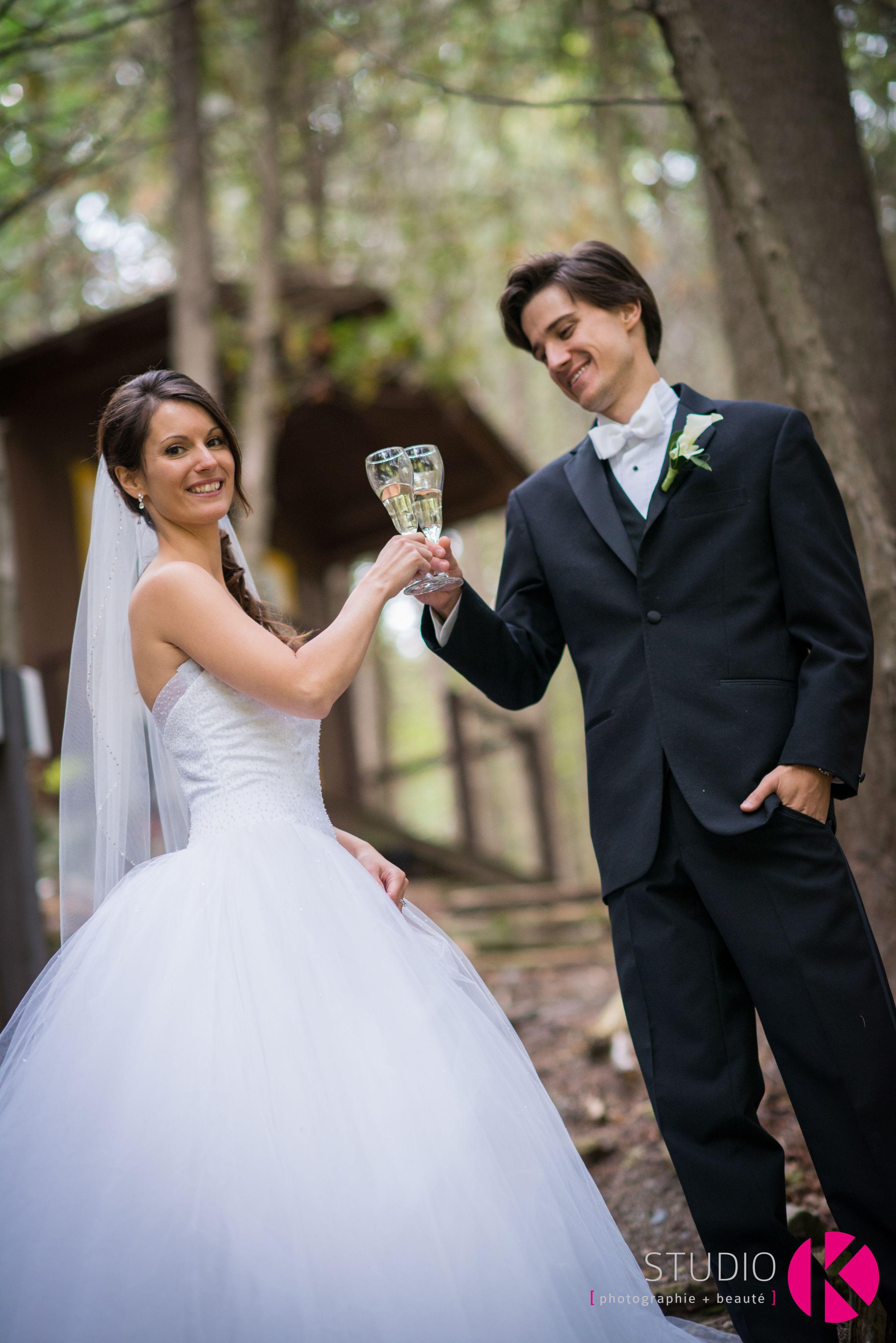 Découvrez les photographies de mariage du Studio K.