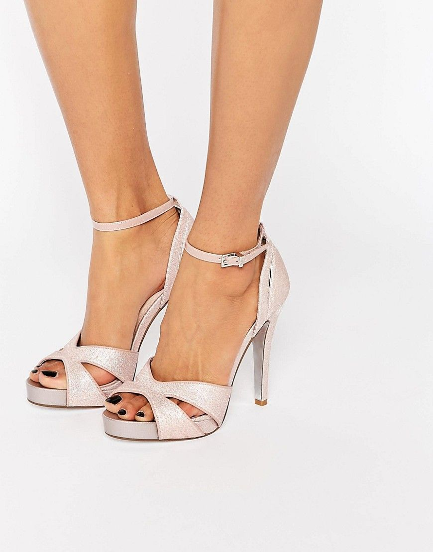FaithLINDSAY - High heeled sandals - rose gold cMKI6H