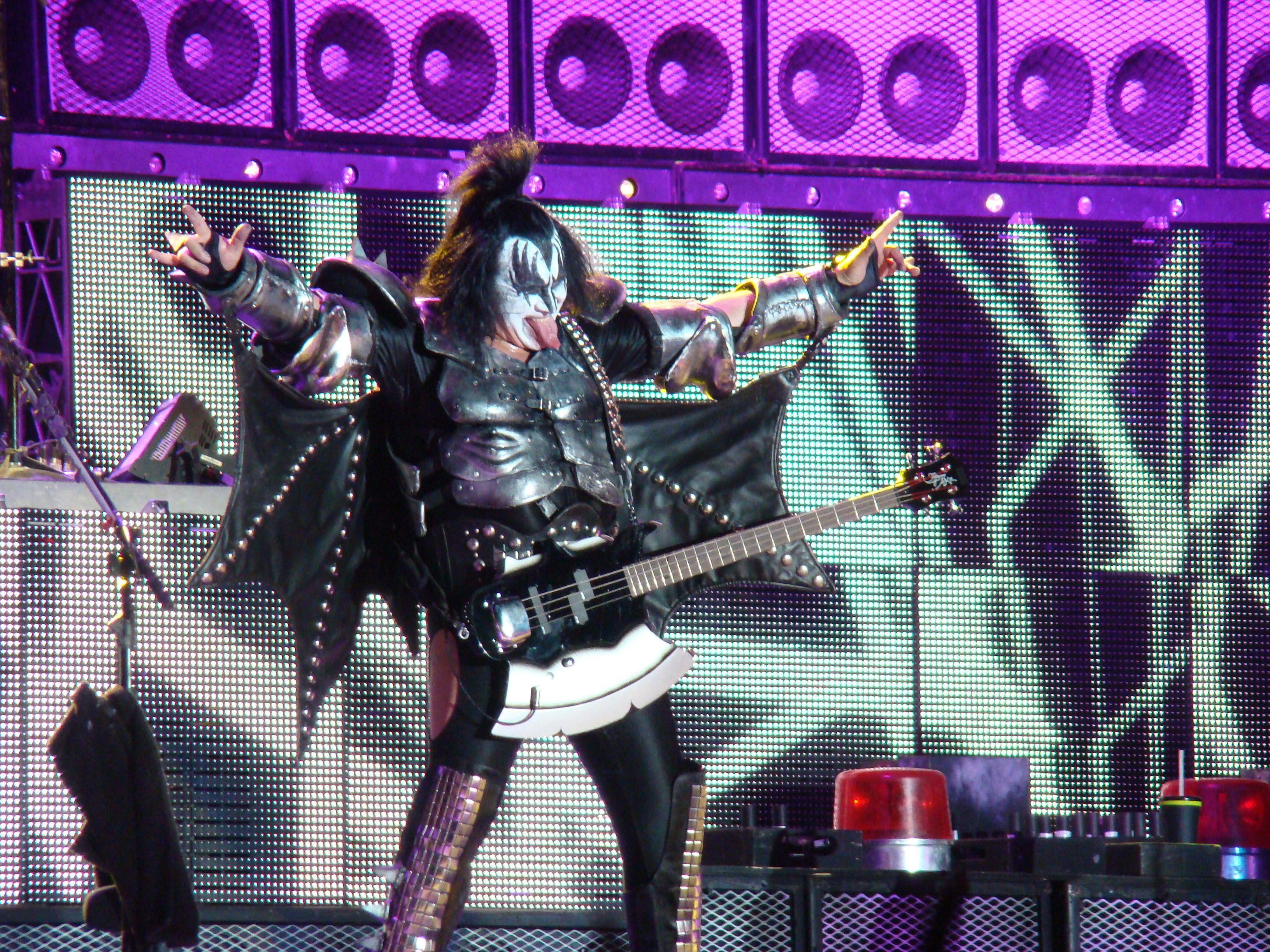 KISS Montréal 2011
