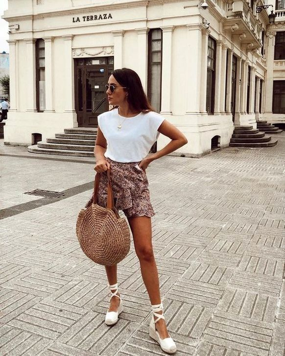 50 Best Ideas To Wear Wedges For Spring And Summer