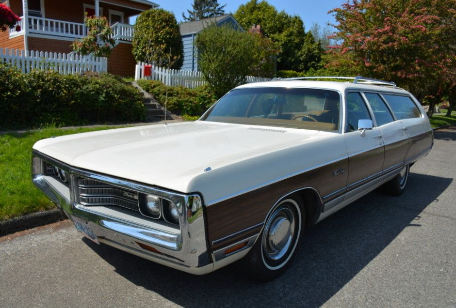 1972 Chrysler Town Country Wagon Classic Cars Chrysler Jeep