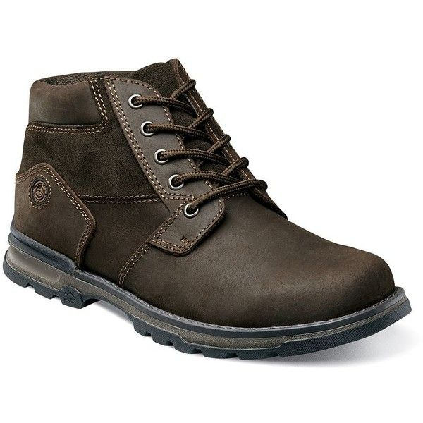 leather boots, Mens brown leather boots