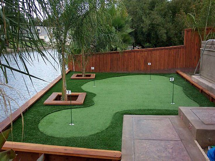 Synthetic Lawn Kent, Washington Outdoor Putting Green ...