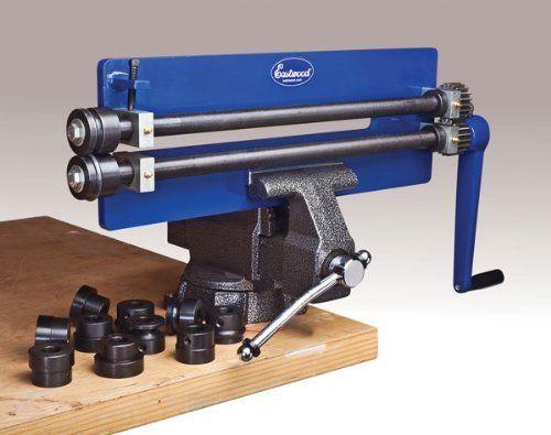Eastwood Sheet Metal Fabrication Bead Roller Kit Amp Forming