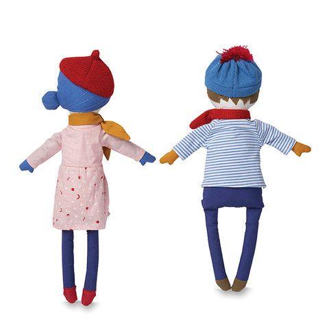 Marcel & Madou Dolls