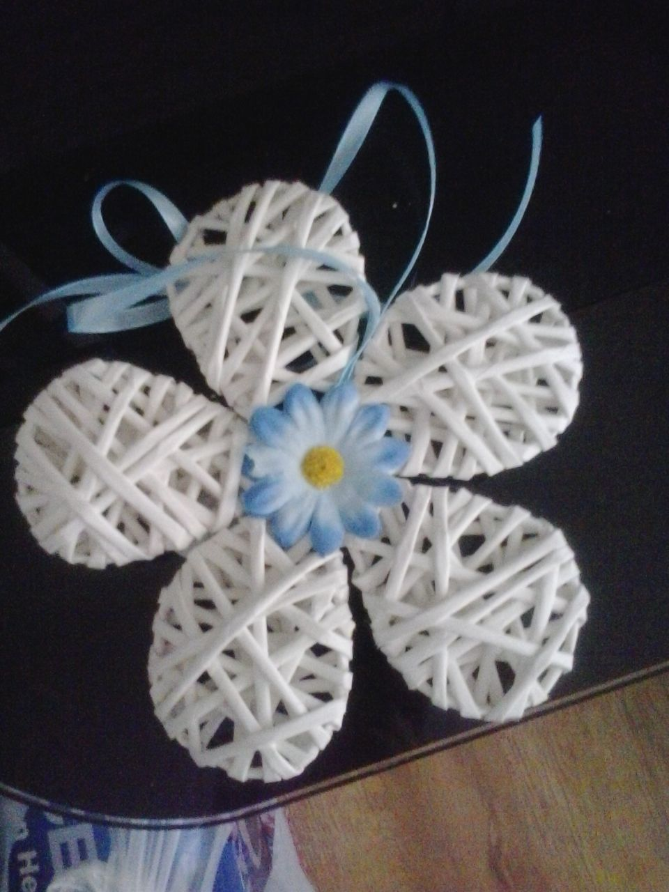 Kwiat Z Wikliny Papierowej Crochet Earrings Crochet Jewelry