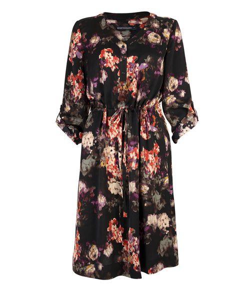 412945a75382 Gracie Floral Shirt Dress FLORAL | Threads | Pinterest | Floral ...