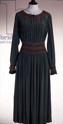 Woman's dress by Liberty, c.1928