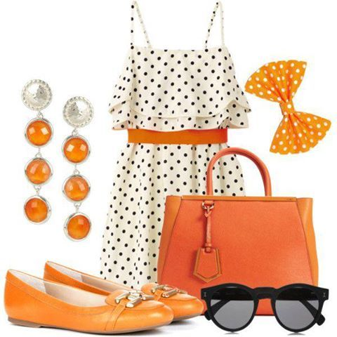 idk why but i love orange on me