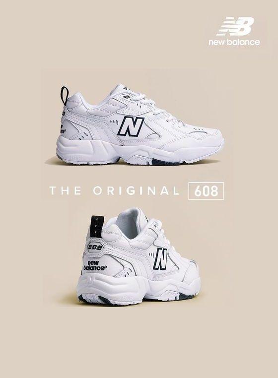 new balance mujer 608