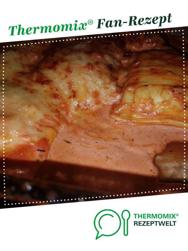 Maultaschen überbacken von Mama1985. Ein Thermomix Rezept aus der Kategorie Hauptgerichte mit Fleisch auf www.rezeptwelt.de, der Thermomix Community.
