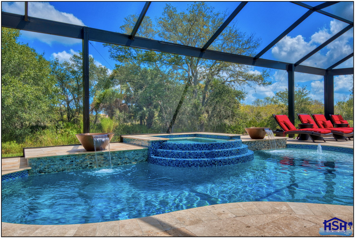 64 Home Sweet Home By Superior Pools Ideas Custom Pools Pool Contractors Sweet Home