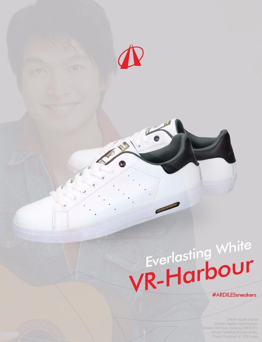 Ardiles Sneakers Lovers, sneakers putih menjadi trend di tahun 2016. Meski  begitu, hingga