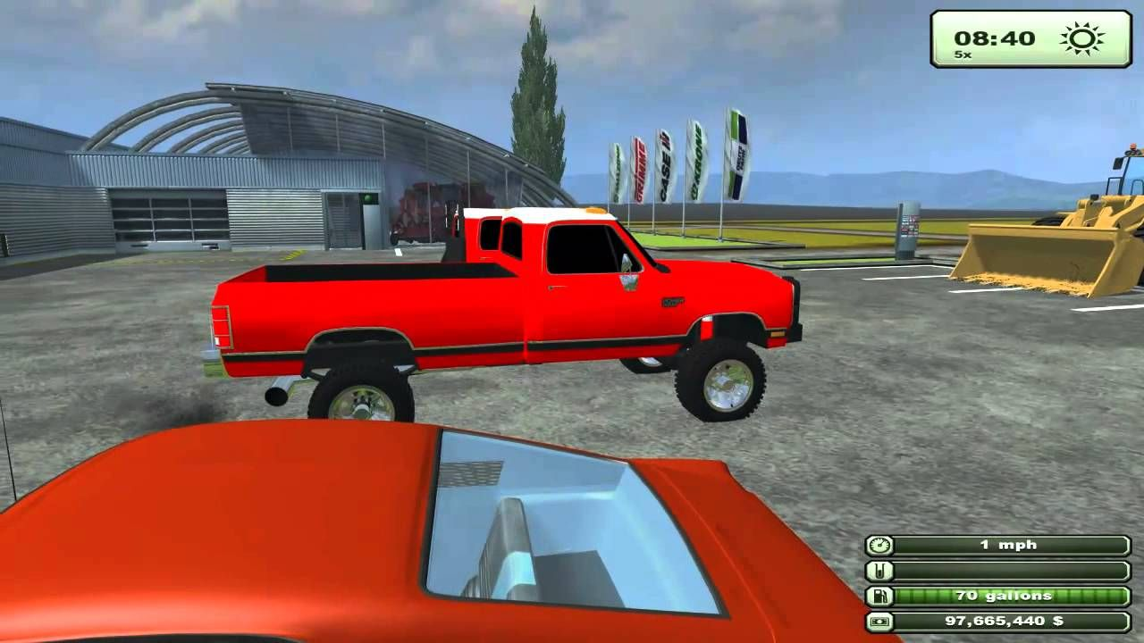 Dodge trucks farming simulator 2013 mods maxresdefault jpg