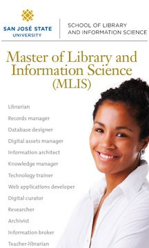Sjsu Master Of Library Information Science Mlis The Master Of Library And Information Science Mlis Librarian Career Library Science Education Degree