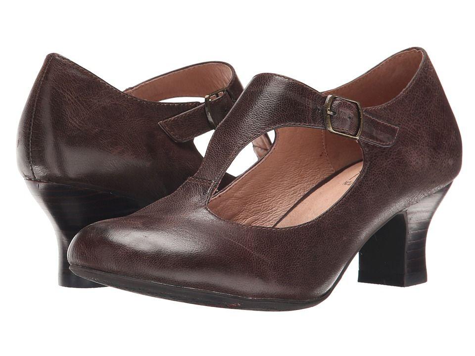 1 Inch Black Heels