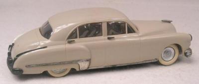 1949 Oldsmobile 98 by Cruver promo model Tan