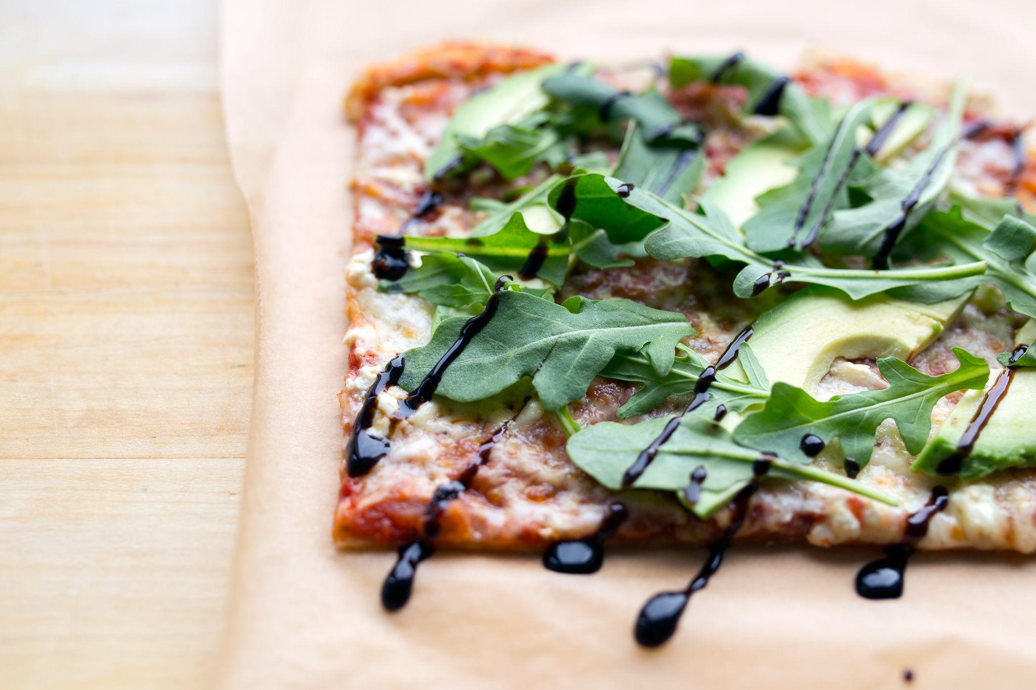 Chickpea pizza dough – KAIKUU