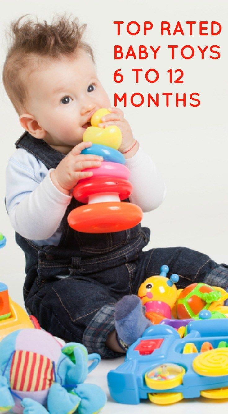 Top Rated Baby Toys 6 To 12 Months In 2019 Approved By Mom Top Rated Baby Toys Baby Christmas Toys Baby Toys